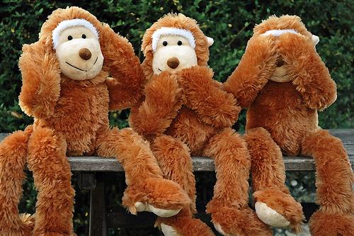 les singes de la sagesse par josephsardin