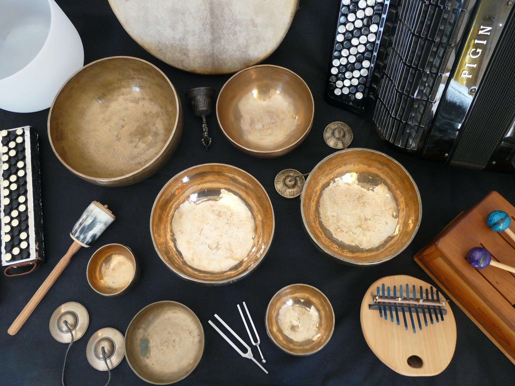 Instruments voyage sonore